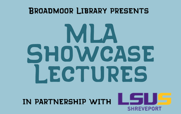 MLA Showcase Lecture Series