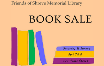 Friends of Shreve Memorial Library Book Sale