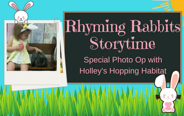 Rhyming Rabbits Storytime