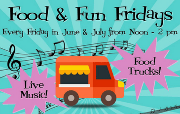 Food & Fun Fridays at Broadmoor