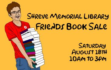 SML Friends host Pop-Up Book Sale