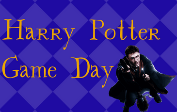 Harry Potter Game Day