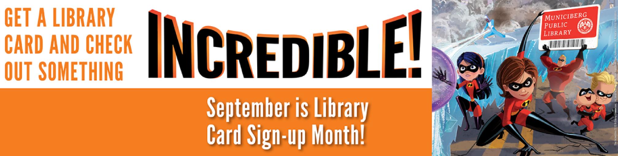 Shreve memorial library la official website official website september is library card sign up month reheart Images