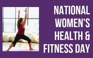 National Women&#39s Health and Fitness Day