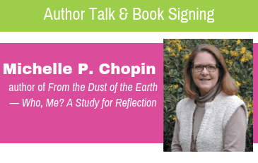 Michelle Chopin Book Talks and Signings