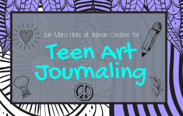 Teen Art Journaling programs