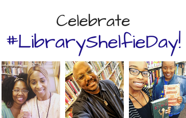 Celebrate Library Shelfie Day!