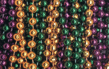 Celebrate Mardi Gras at the library