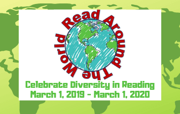 Read Around the World Reading Challenge