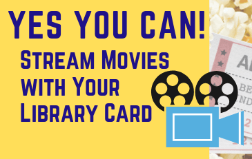 Stream Movies with Your Library Card