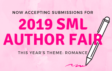 Submissions open for 2019 Author Fair