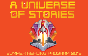 Explore a Universe of Stories at your library