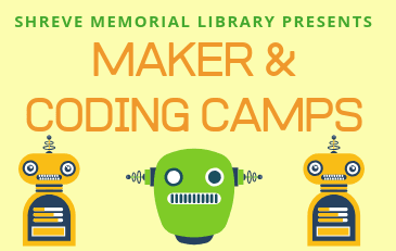Maker and Coding Camps