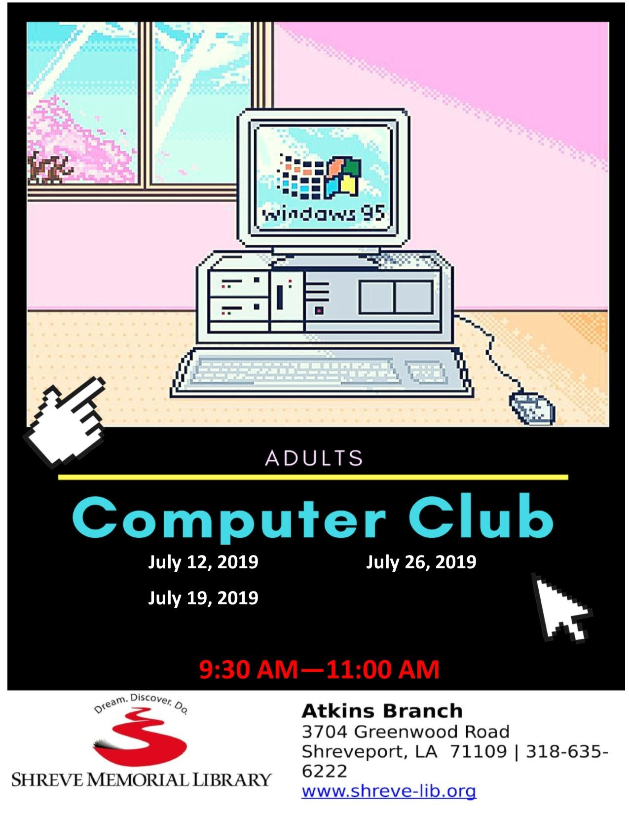 ComputerClubFlier July2019