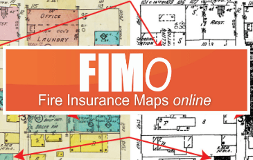 Fire Insurance Maps online
