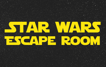 Star Wars Escape Room at Main