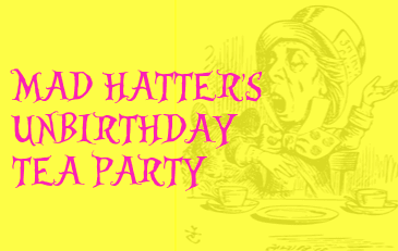 Madhatter Unbirthday Tea Party