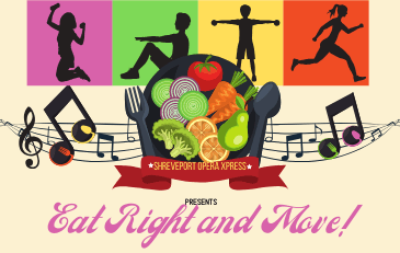 "SOX presents ""Eat Right and Move"""
