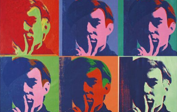 SML Art Club - Andy Warhol