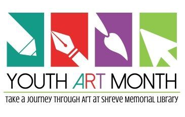 Youth Art Month News Story