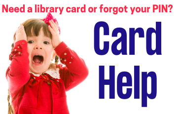 Library Card Help Newstory