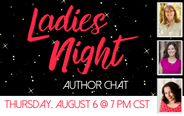 Ladies Night Chat Author Event