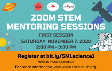 SML & Students to Scientists Partner for Virtual STEM Mentoring Sessions
