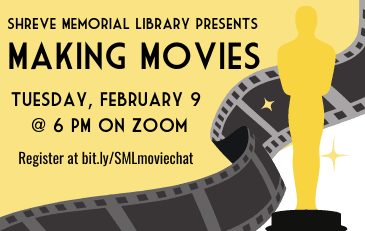 SML Hosts Making Movies: The Craft, The Secrets, The Fun Feb. 9