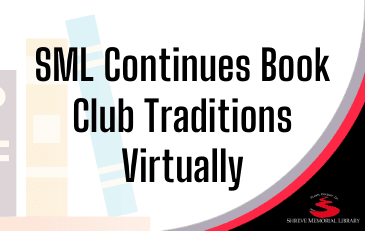 SML Virtual Book Clubs