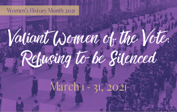 Women's History Month News Story