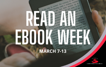 Read An eBook Week