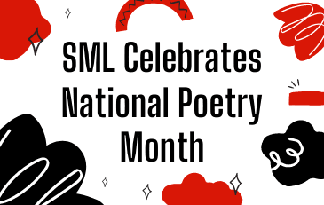 Shreve Memorial Library celebrates National Poetry Month