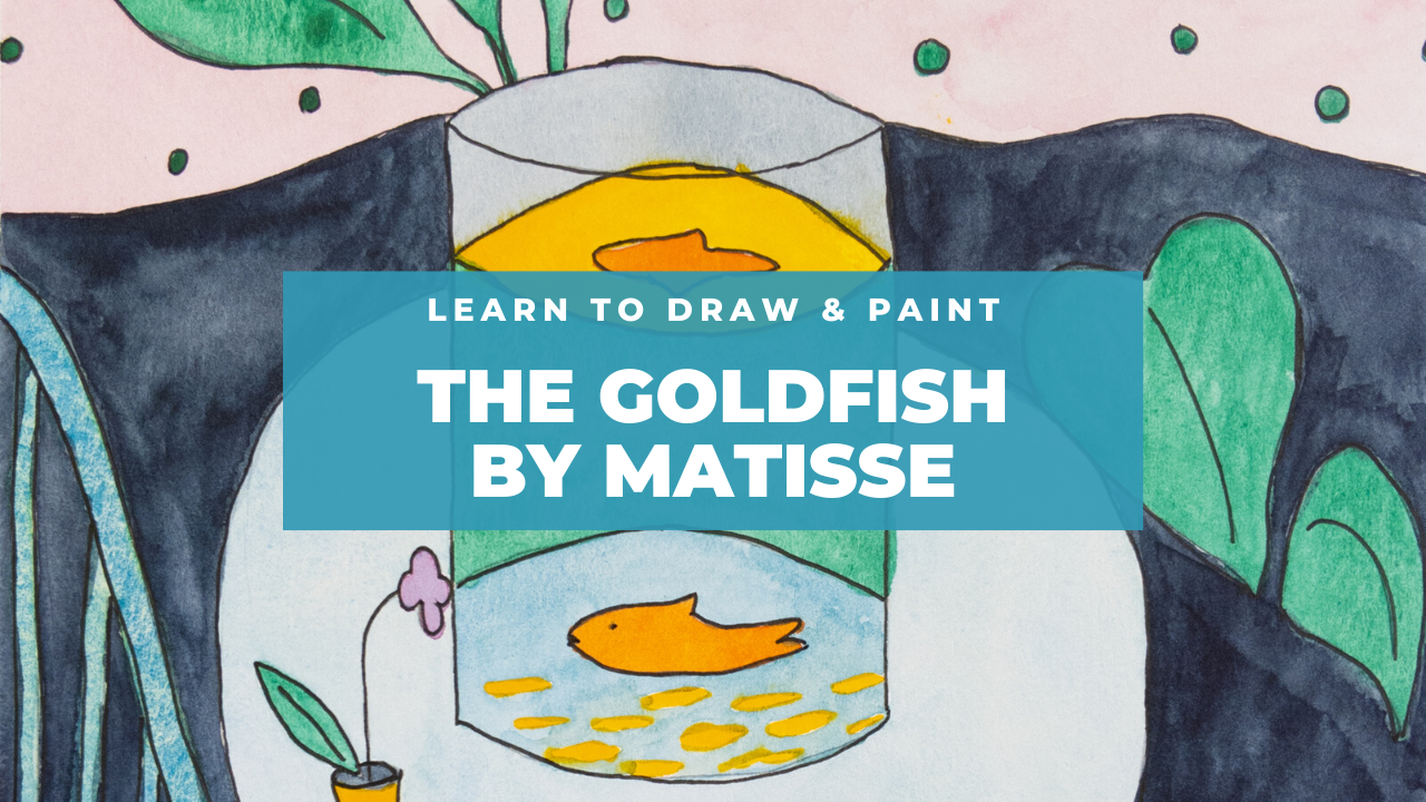 Matisse Goldfish YT thumb Opens in new window