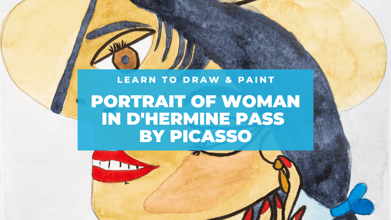 Picasso Portrait Opens in new window