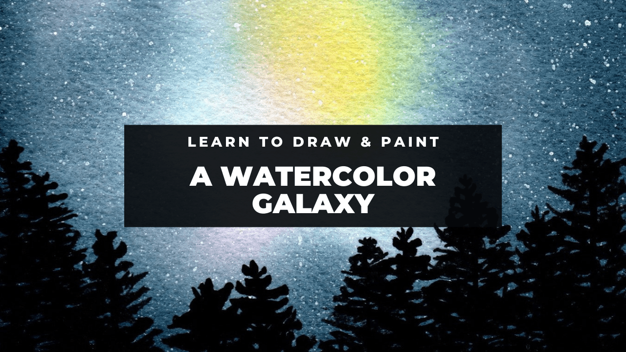 Watercolor Galaxy YT thumb Opens in new window
