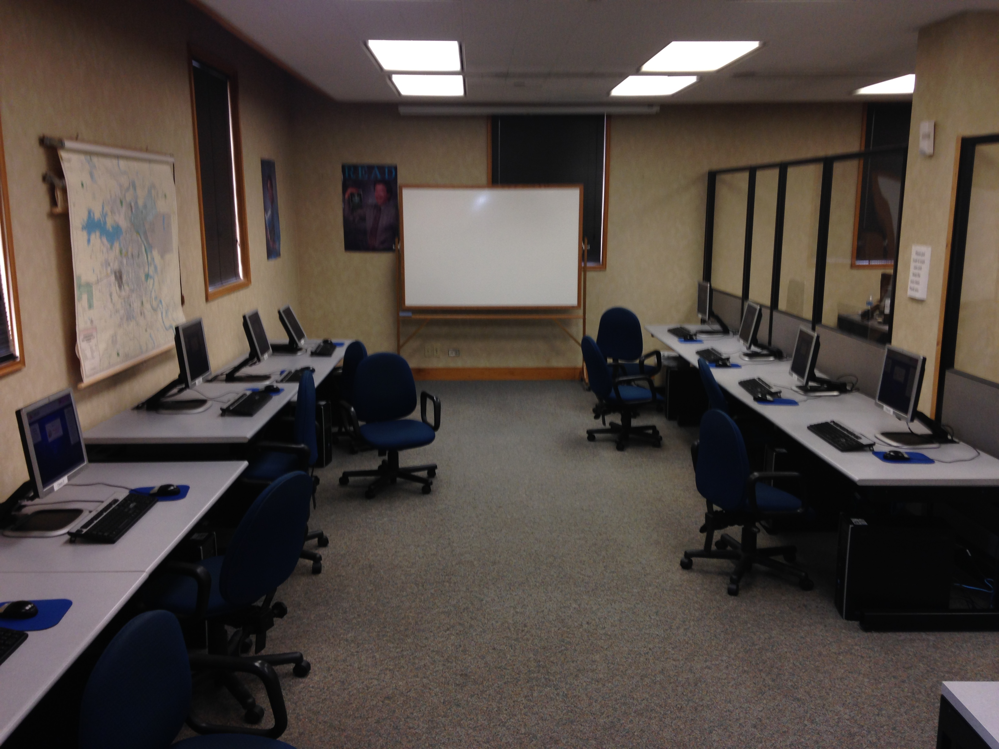 Main Tech Center Classroom