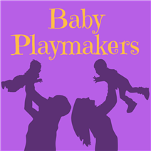 Baby Playmakers July Encore @ Shreve Memorial Library - Main Branch