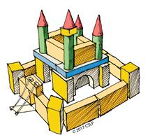 Let's Build! Fun with Blocks @ Shreve Memorial Library - Main Branch