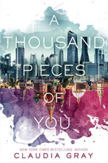 A Thousand Pieces of You Book Cover