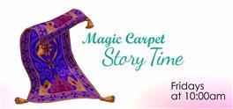Magic Carpet Storytime @ Shreve Memorial Library - Main Branch | Shreveport | Louisiana | United States