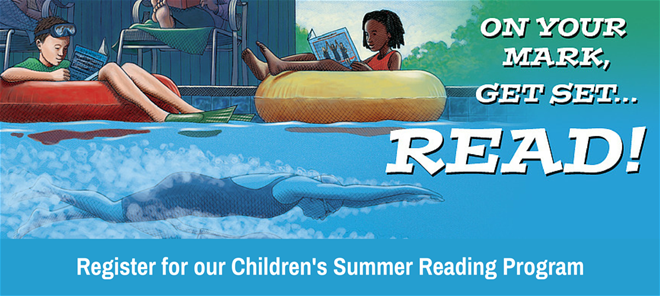Register for Summer Reading