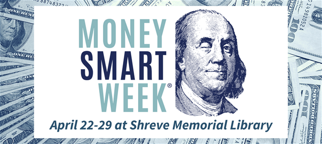 Money Smart Week at the Library