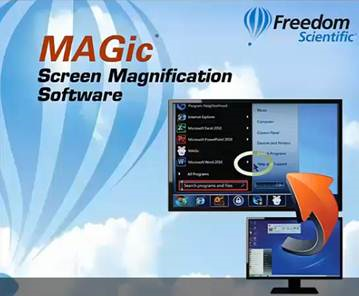 Magic Screen Magnifier