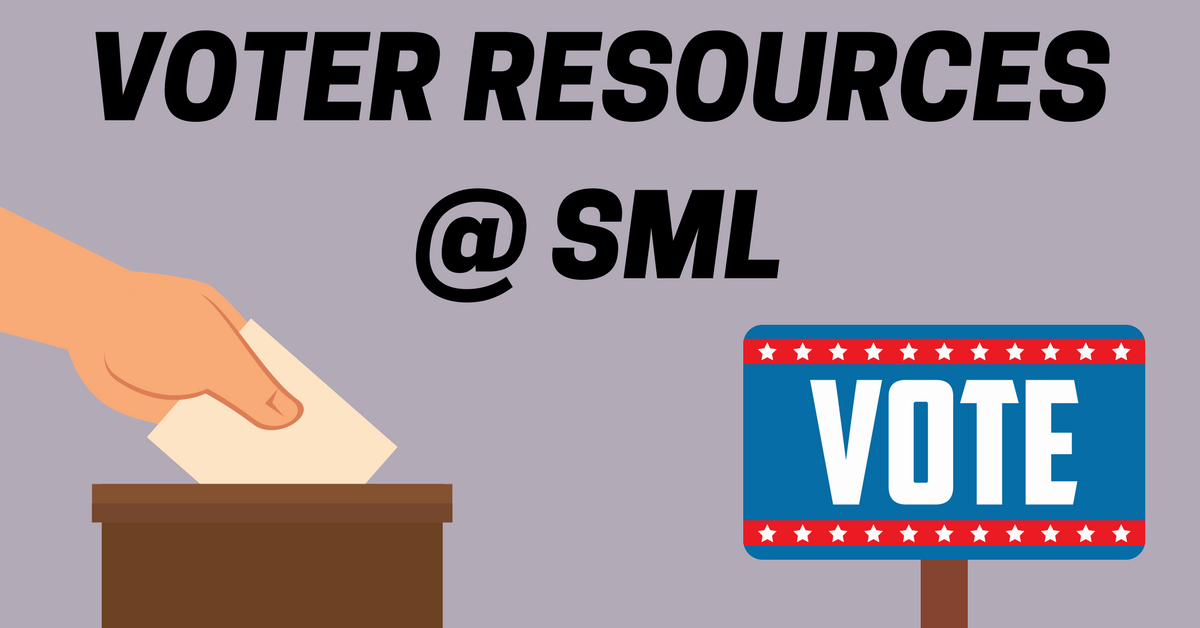 Voter Resources at SML